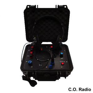 Divers radio