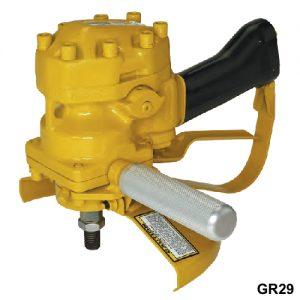 Underwater grinder gr29