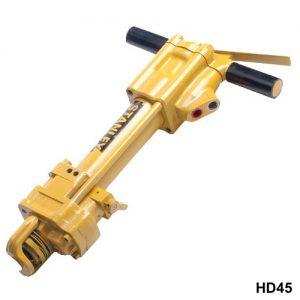 Yellow HD45 Underwater hammer drill