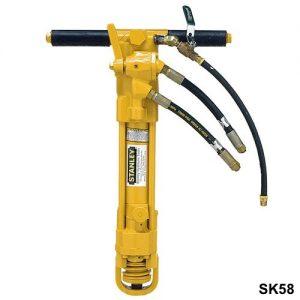 Yellow underwater drill SK58