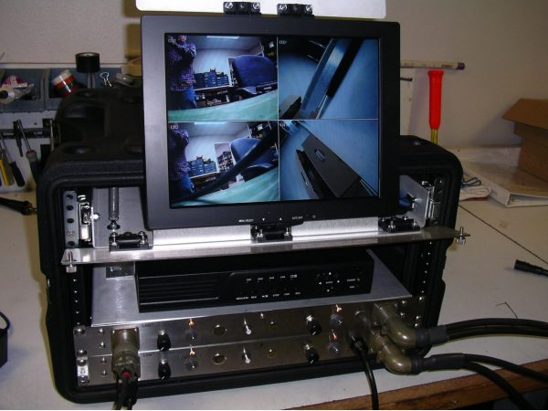 video system diving